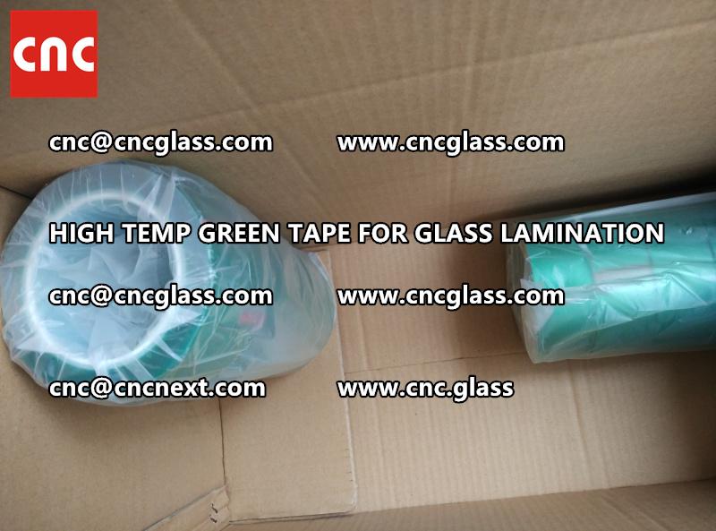 GREEN TAPE for EVA PVB SGP lamination (24)
