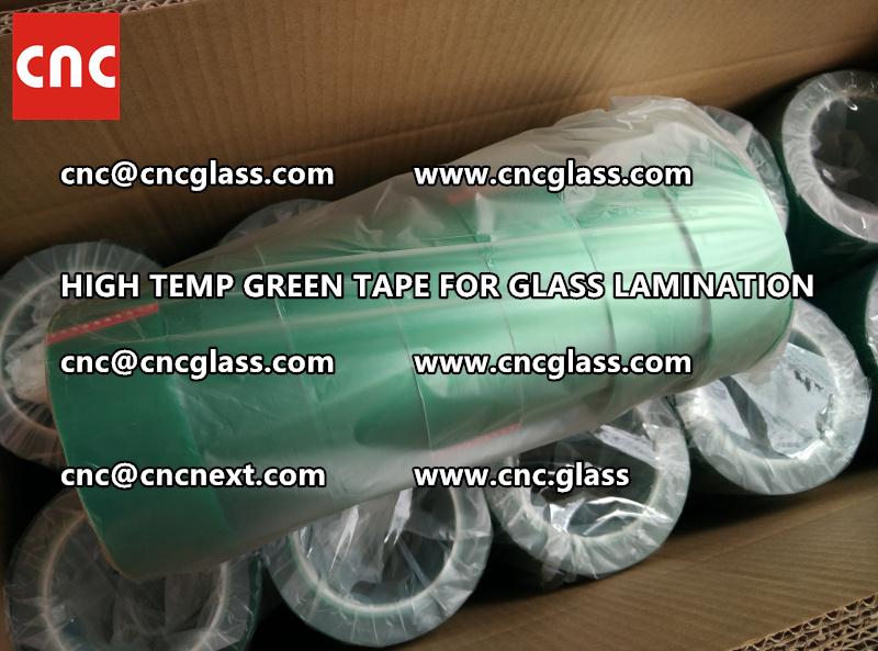 GREEN TAPE for EVA PVB SGP lamination (27)