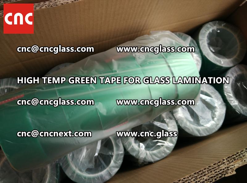 GREEN TAPE for EVA PVB SGP lamination (28)