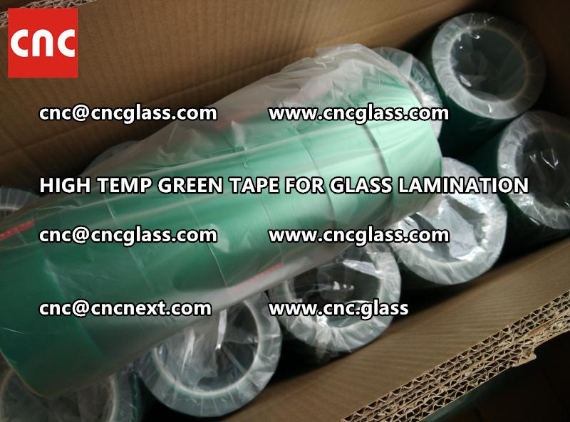 GREEN TAPE for EVA PVB SGP lamination (29)
