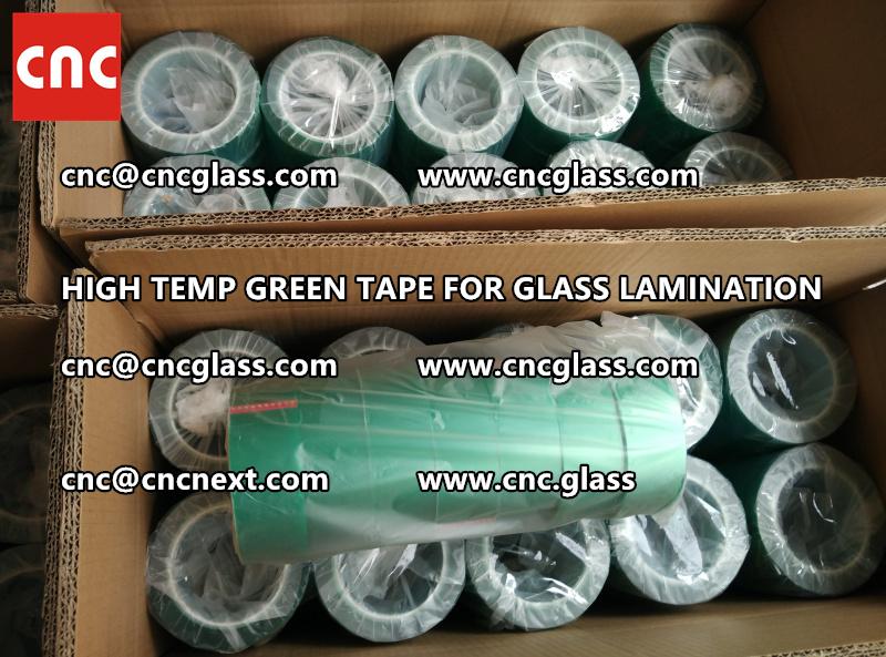 GREEN TAPE for EVA PVB SGP lamination (32)