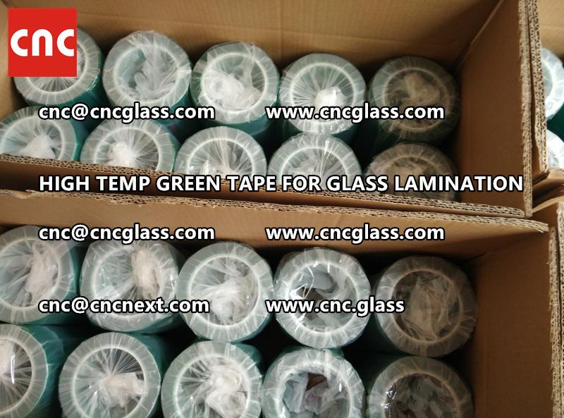 GREEN TAPE for EVA PVB SGP lamination (34)