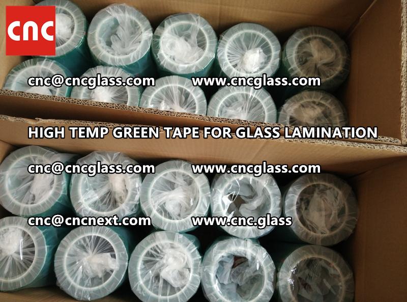 GREEN TAPE for EVA PVB SGP lamination (35)