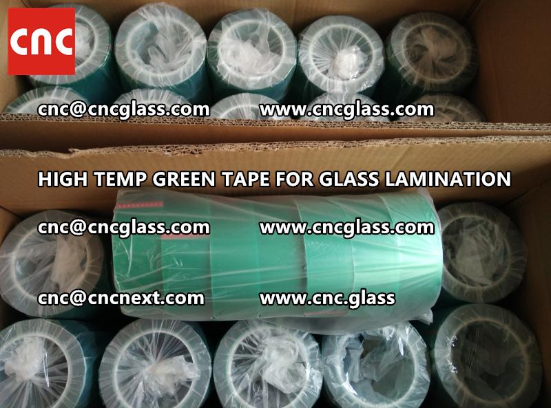 GREEN TAPE for EVA PVB SGP lamination (37)