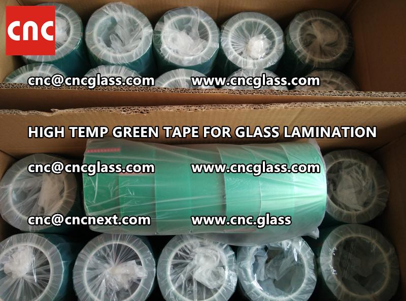 GREEN TAPE for EVA PVB SGP lamination (38)