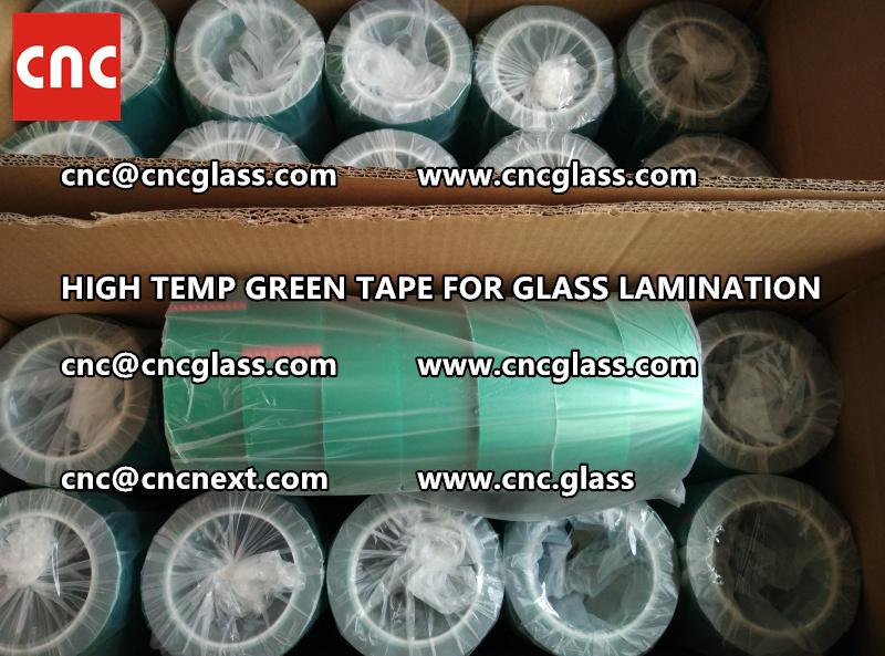 GREEN TAPE for EVA PVB SGP lamination (39)