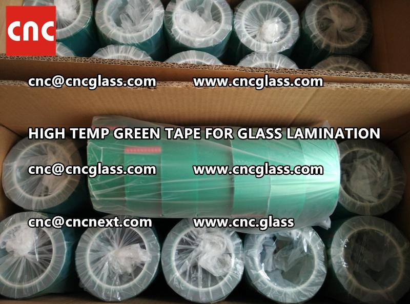 GREEN TAPE for EVA PVB SGP lamination (42)