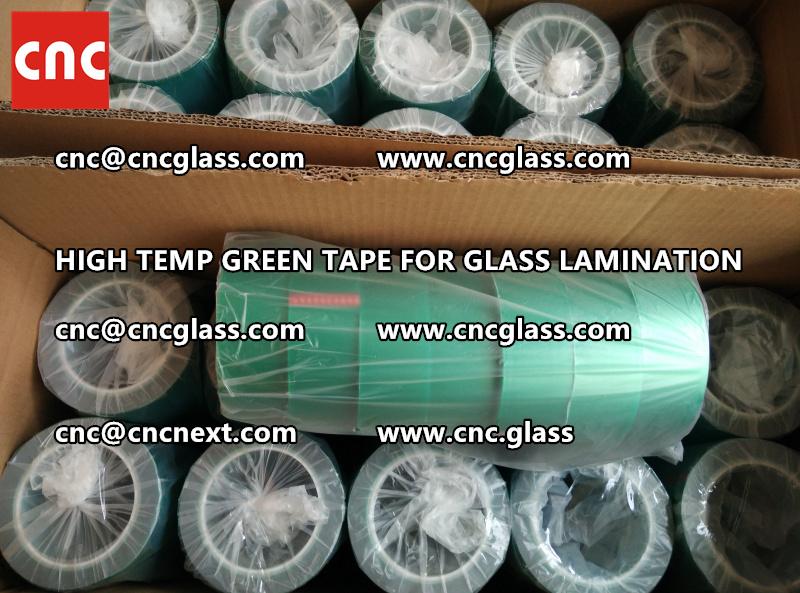 GREEN TAPE for EVA PVB SGP lamination (43)