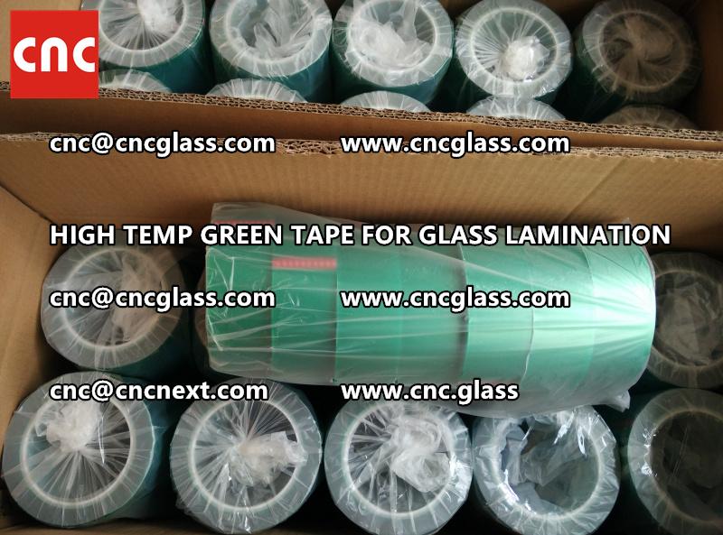 GREEN TAPE for EVA PVB SGP lamination (44)