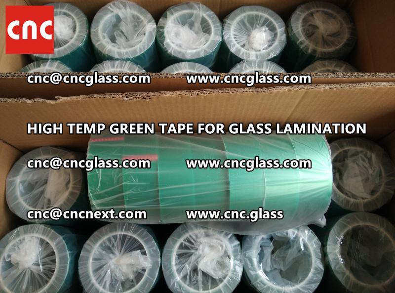 GREEN TAPE for EVA PVB SGP lamination (46)