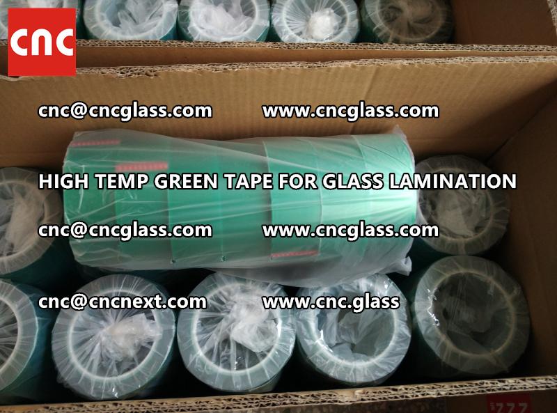 GREEN TAPE for EVA PVB SGP lamination (48)