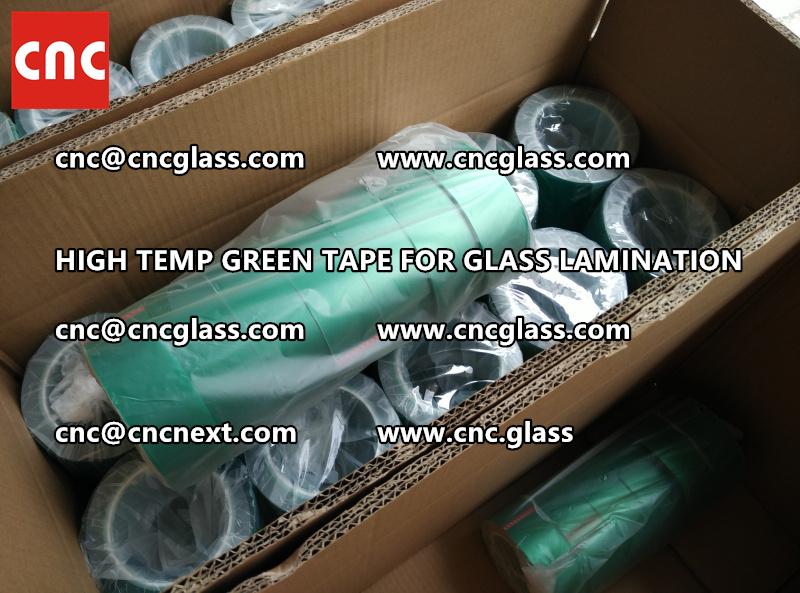 GREEN TAPE for EVA PVB SGP lamination (52)