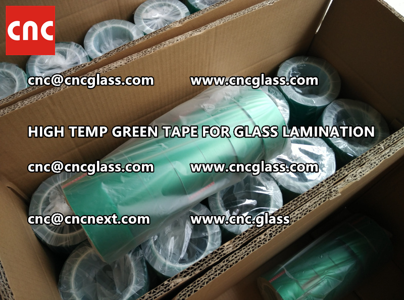 GREEN TAPE for EVA PVB SGP lamination (53)