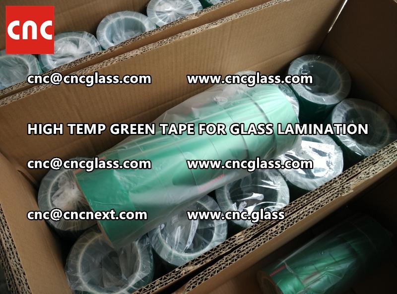 GREEN TAPE for EVA PVB SGP lamination (54)