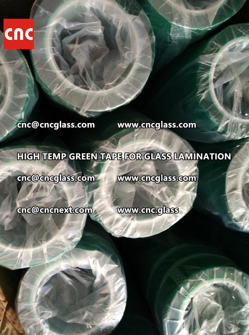 GREEN TAPE for EVA PVB SGP lamination (59)