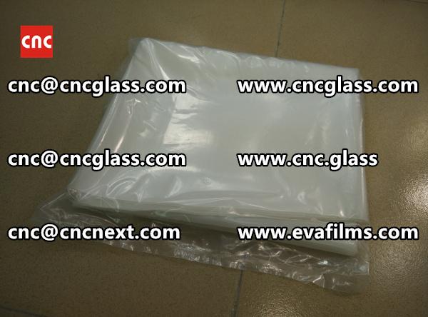 SAFETY GLAZING INTERLAYER eva film samples for free (2)