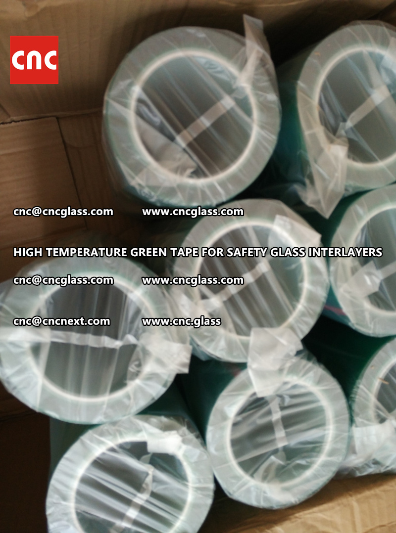 THERMO GREEN TAPE FOR SFETY GLASS (1)