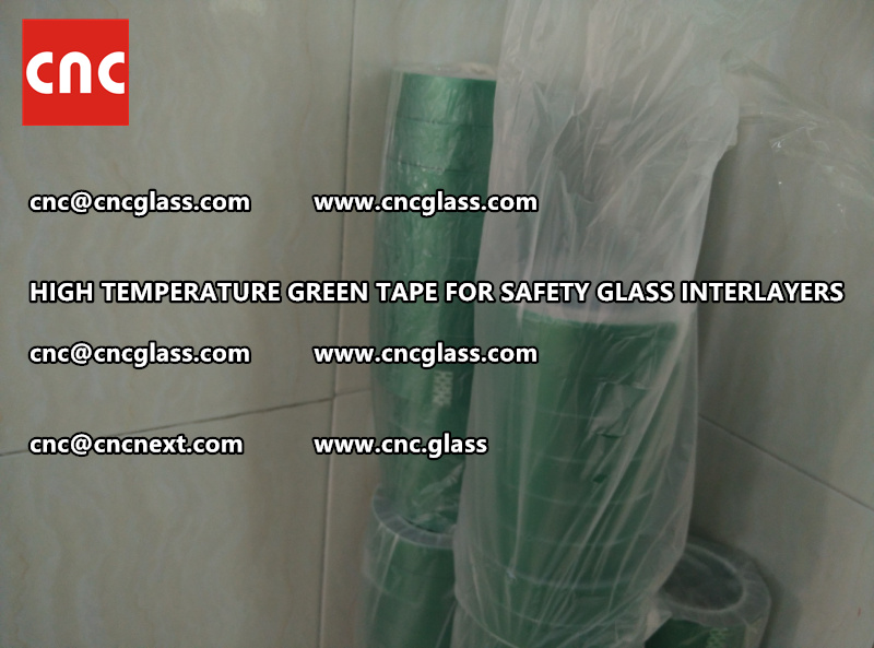 THERMO GREEN TAPE FOR SFETY GLASS (2)